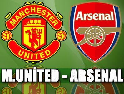 MICHAEL OWEN - Manchester United sahasında Arsenal'i konuk ediyor