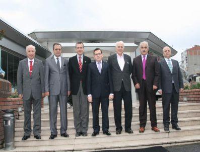 İBRAHIM SAĞıROĞLU - Avrasya Üniversitesi Mütevelli Heyeti Başkanı Yıldız Destek İstiyor