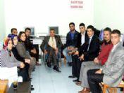 Ak Parti Kadın Ve Geçlik Kolları, Anadolu Engelliler Derneğini Ziyaret Etti