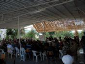 Akbük'te Yeni İmar Planı Taslağı Toplantısı