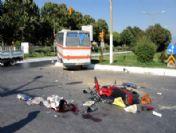Aydın'ın Kasım Bilançosu 7 Ölü, 295 Yaralı