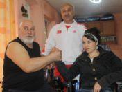 Bedensel Engelli Sporcu Dünya Şampiyonasına Katılacak