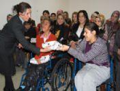 Bitlisli Kadınlar Engellileri Unutmadı