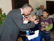 Engelliler Emniyet Müdürü Bilici'yi Ziyaret Etti