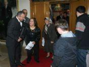 Engellilerden Vali Kızılcık'a Ziyaret