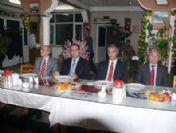 Erciş'te Emekli Öğretmenler Unutulmadı