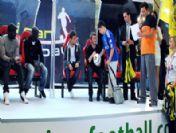 Fenerbahçeli Futbolcular Compex Fuarı'nı Gezdi