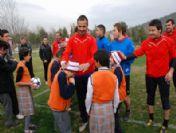 Futbol Tutkunu Engelli Öğrenciler Tokatspor'da
