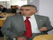 Kızılay Batı Karadeniz Bölge Müdürü Mustafa Yılmaz;