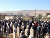 Kuzey Irak'taki Trafik Kazasında Ölenler Cizre'de Defnedildi