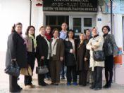Mhp Kadın Kolları Rehabilitasyon Merkezini Ziyaret Etti