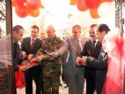 Midyat'ta Telkari Gümüş İçin Satış Mağazası Açıldı