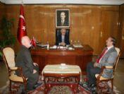 Nevşehir Valisi Osman Aydın Engellileri Kabul Etti