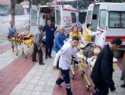 Osmancık'ta Traktör Kazası: 2 Yaralı