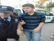 Adana'da 15'lik Çocuğun Kepçeyle Gezinti Keyfi Karakolda Bitti