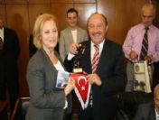 Add Genel Başkanı Tansel Çölaşan Zonguldak'ta
