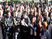 Add İzmir Şubeleri Füze Kalkanını Protesto Etti