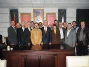 Ak Parti'den Berberoğlu'na Ziyaret