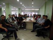 Ak Parti Gençlik Grup Toplantısına Katılacak