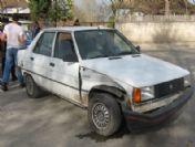 Akyazı'da Maddi Hasarlı Trafik Kazası