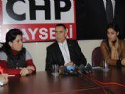 Bağımsız Türk Kadınlar Derneği'nden Mhp Ve Chp'ye Ziyaret