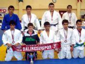 Belediyespor Ümit Erkekler Judo Takımı Türkiye İkincisi Oldu