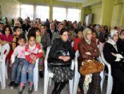 Bitlis'te Annelere 'Çocuk Gelişimi Eğitimi' Veriliyor