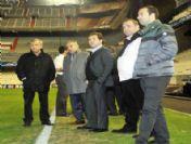 Bursaspor Ertuğrul Sağlam İle Sözleşme Yenilemeye Hazırlanıyor