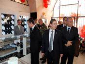 Cezaevinde Yapılan Telkari Takılar İçin Satış Mağazası Açıldı