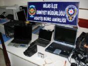 Dijital Hırsızlar Yakalandı