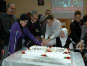 Dünya Engeliler Günü'ne Pastalı Kutlama