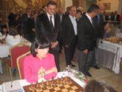 Dünya Kadınlar Satranç Şampiyonası Başladı