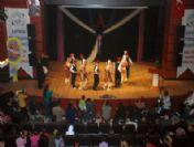 Engelli Öğrenciler Tiyatro Oyunu Sergiledi