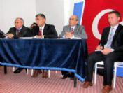 Erciş Kaymakamı Ramazan Fani'den Eğitim Toplantısı