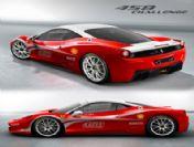 Ferrari 458 Challenge,Görücüye Çıktı!