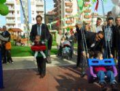 Giresun Belediyesi'nden Park Ve Muhtarlık Bürosu Açılışı