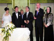 Gül ve Erdoğan nikah şahidi