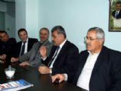 Hac'dan Dönen Milletvekili Selami Uzun İlk Ziyaretini Suşehrine Yaptı