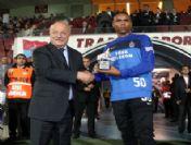 Jaja'ya Ayın Futbolcusu Ödülü