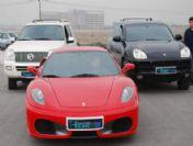 Konya'da Ferrari Sürüşü Heyecanı