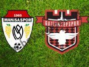 Manisaspor Gaziantepspor maçı özeti ve maç sonucu (Maçtan fotolar)