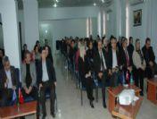 Mesob'un 'İki Elin Sesi Var' Projesinde Ab Tanıtım Toplantısı Yapıldı