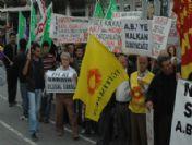 Sakarya'da Füze Kalkanı Eylemi