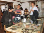 Samancıoğlu Etnografya Müzesine Ziyaretçi Akını