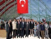 Sivas Valisi Ali Kolat Akıncılar'da Açılışlarda Bulundu