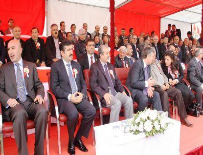 HASAN ANGı - Tarım Ve Köyişleri Bakanı Eker Konya'da