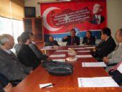 Türk Diyanet Vakıf-sen'den İstişare Toplantısı