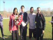 Yavuz Selim Koleji Öğrencilerinden Tki Tavşanlı Linyitspor'a Ziyaret