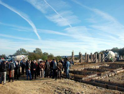 HASAN BAŞOĞLU - Sinoplu Köylüler Türkiye'nin En Büyük Hayvancılık Projesine İmza Attı