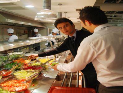 ARSAN TEKSTIL - Arnelia Avm'nin Fast Food Bölümü Hizmete Girdi